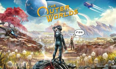 The Outer Worlds m-rated game
