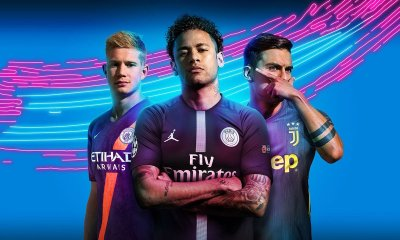 FIFA 19 UK video game chart