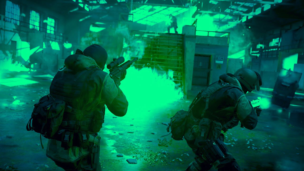 """Gunfight,"" Call of Duty: Modern Warfare's 2v2 mode, looks rad"
