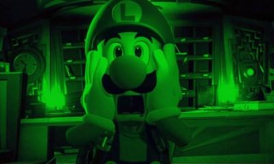 Luigi's Mansion 3 release date
