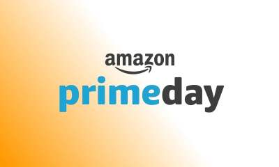 amazon prime day logo orange gradient