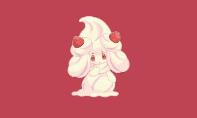 Pokemon Sword and Shield - Alcremie
