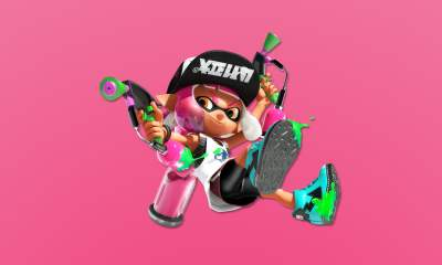 Splatoon 2 artwork