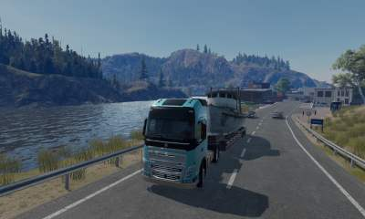 Truck Driver steering wheel support