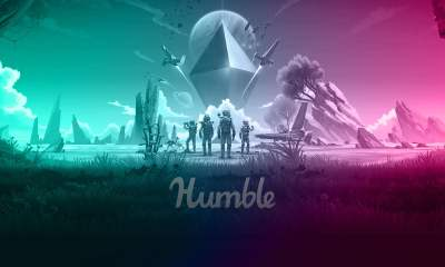 Humble Sci-Fi Week Sale