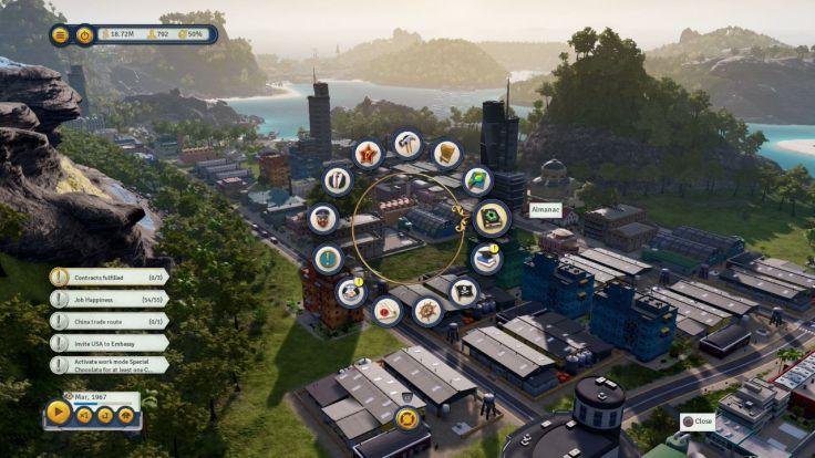Tropico 6 PS4 screen 2