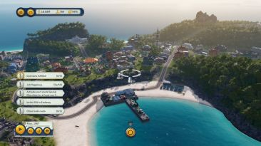 Tropico 6 PS4 screen 3