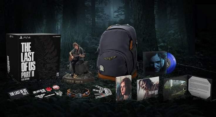 The Last of Us Part II Eliie edition