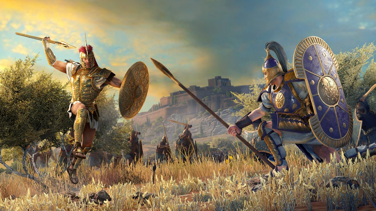 Total War Saga: Troy announced by Sega and Creative Assembly