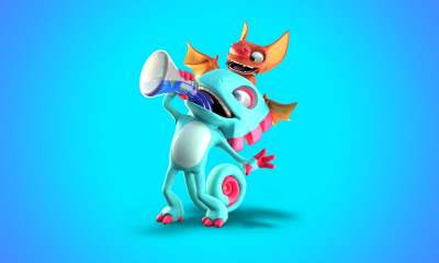 Yooka-Laylee and the Impossible Lair characters