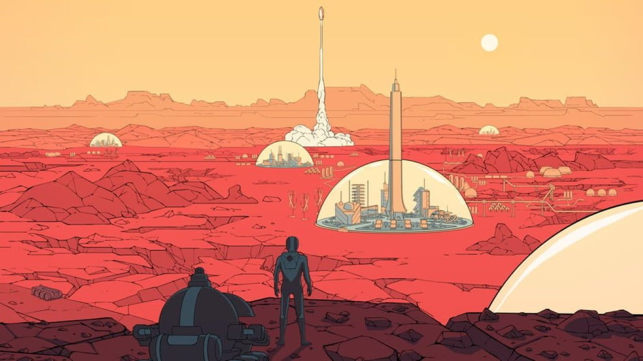 Surviving Mars is free right now on the Epic Games Store - Thumbsticks