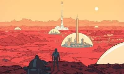 Surviving Mars free Epic Games Store