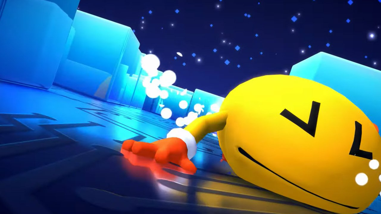 Apple Arcade adds four games, including a new Pac-Man