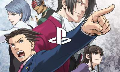 PlayStation Store sale - Phoenix Wright
