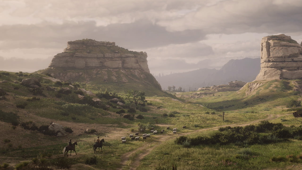 Red Dead Redemption 2 looks stunning in new PC trailer