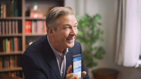 Alec Baldwin x Words with Friends