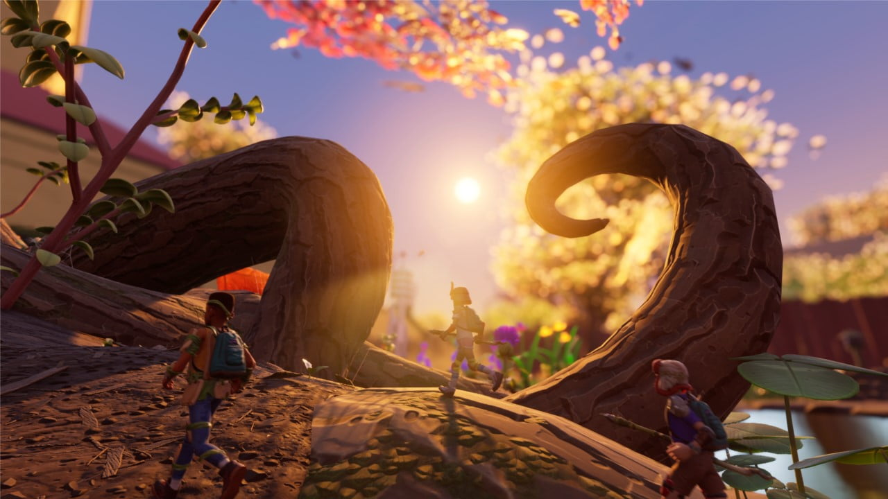 Obsidian announces Grounded, a cross between Fortnite and The Borrowers