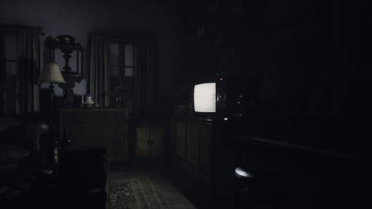 Song of Horror Screenshot