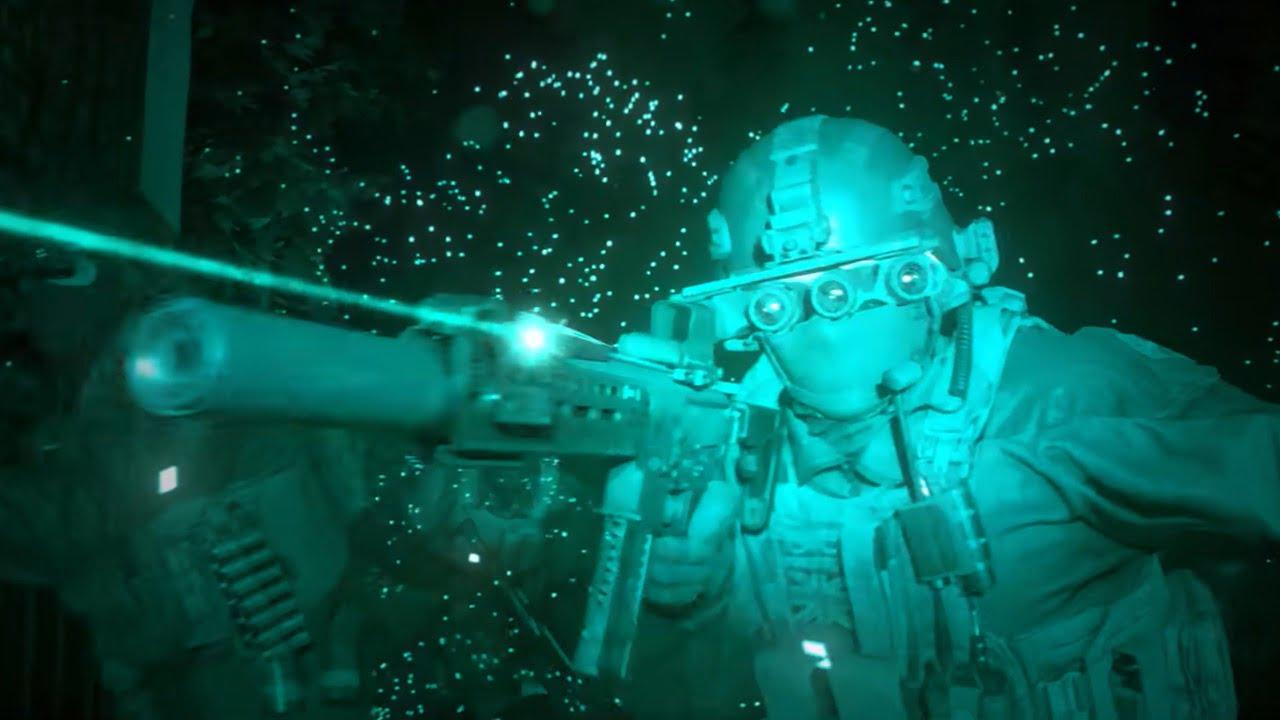 Call of Duty: Modern Warfare bringing back Hardpoint, adding two maps