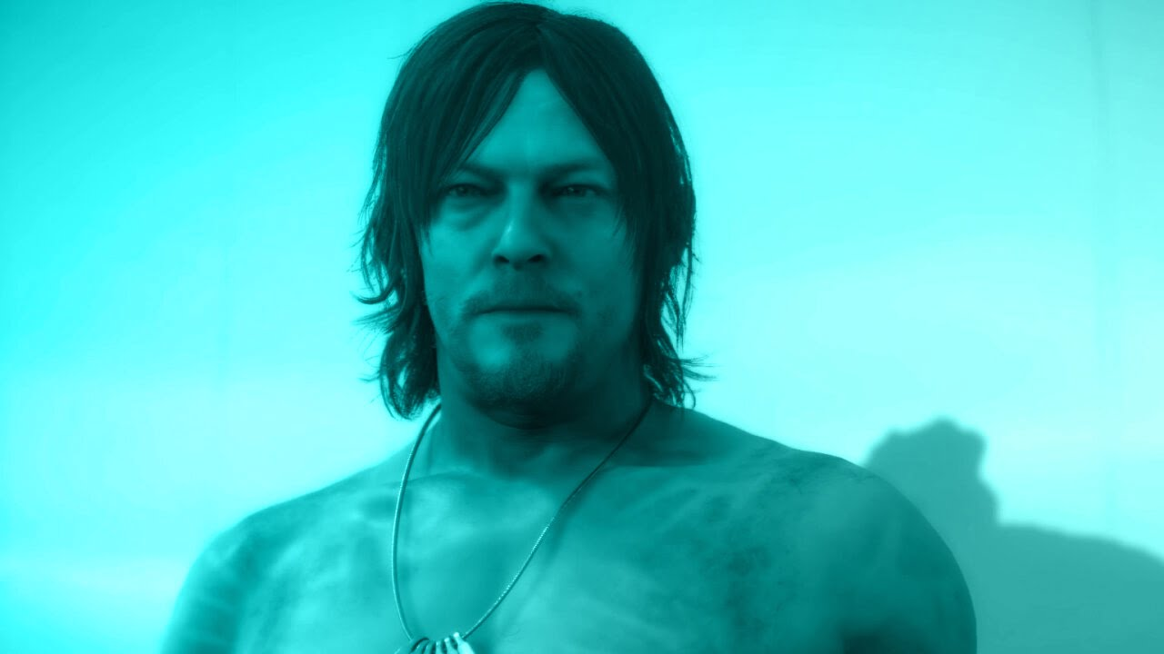 Death Stranding plops in at No.2 in the UK video games chart
