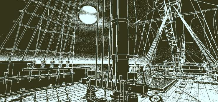 games of the decade Return of the Obra Dinn