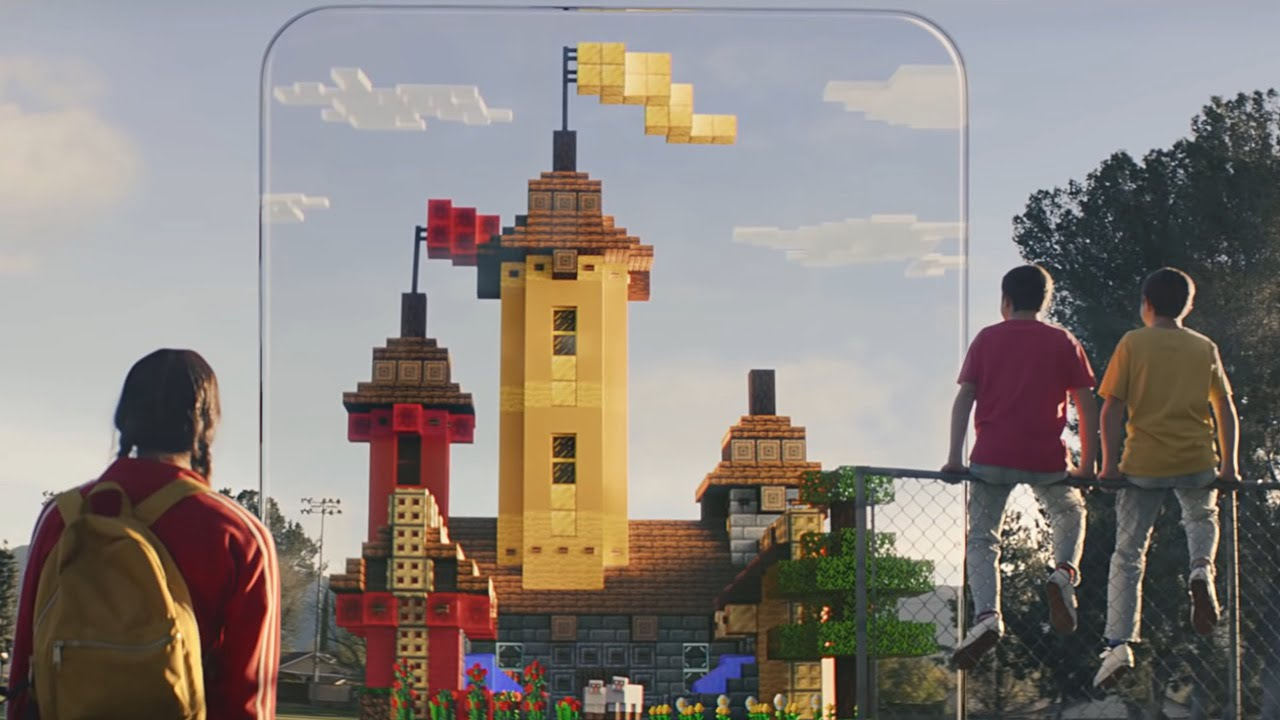 Minecraft Earth is available in the United States in early access