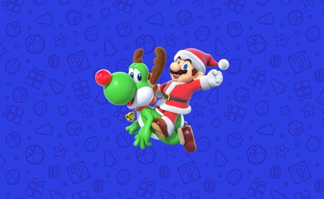 Nintendo Reveals Black Friday Holiday Deals Thumbsticks