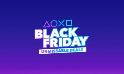 PlayStation unveils Black Friday & Cyber Monday Deals