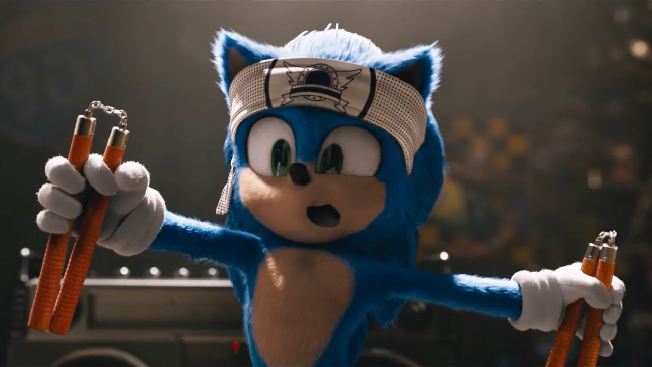 Sonic the Hedgehog redesign revealed in new trailer