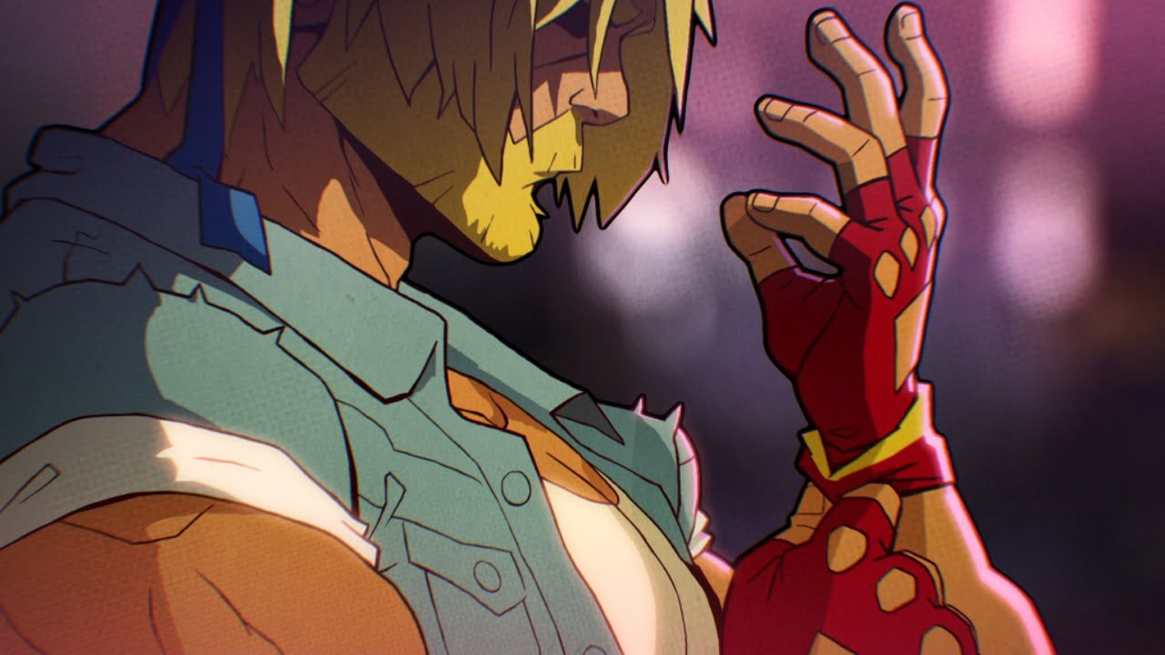 New dev diary reveals the inspiration for Streets of Rage 4