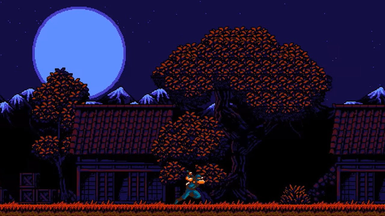 The Messenger, a time-manipulating Metroidvania, is free right now