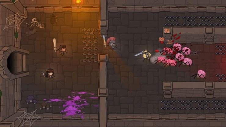 Conan Chop Chop screenshot