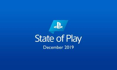 PlayStation State of Play - December 2019