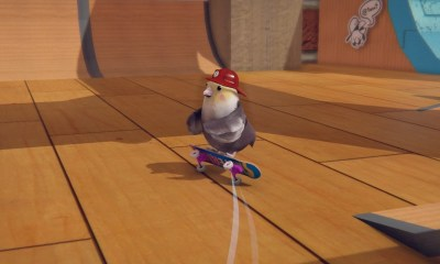 SkateBIRD - Nintendo Switch