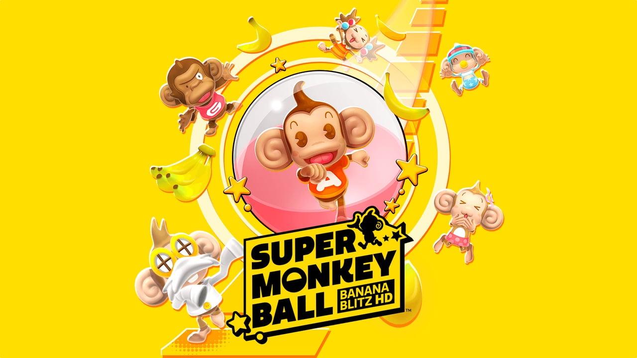 Super Monkey Ball: Banana Blitz HD rolls onto Steam next week