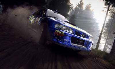 Dirt Rally 2.0 Colin McRae DLC