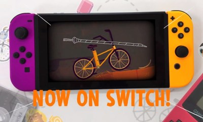 Knights and Bikes Nintendo Switch
