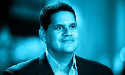 Reggie Fils-Aimé - Nintendo Wii
