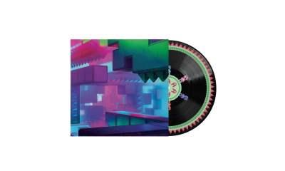 VVVVVV vinyl soundtrack