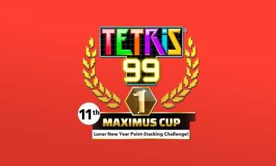 Tetris 99 11th Maximus Cup