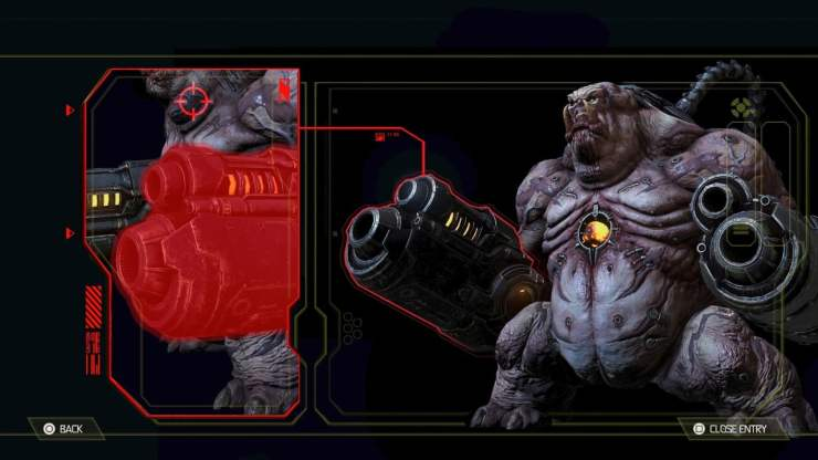 Doom Eternal Mancubus demon weakness