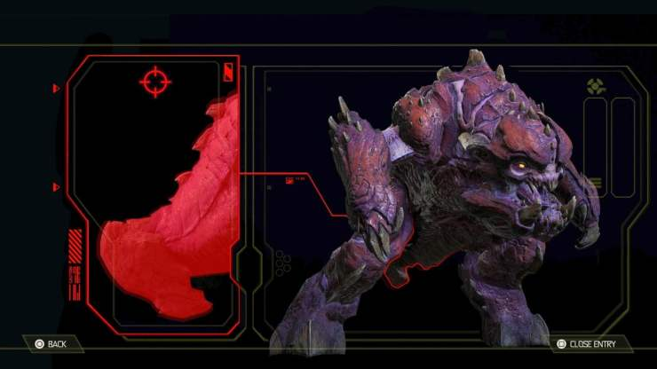 Doom Eternal Pinky demon weakness