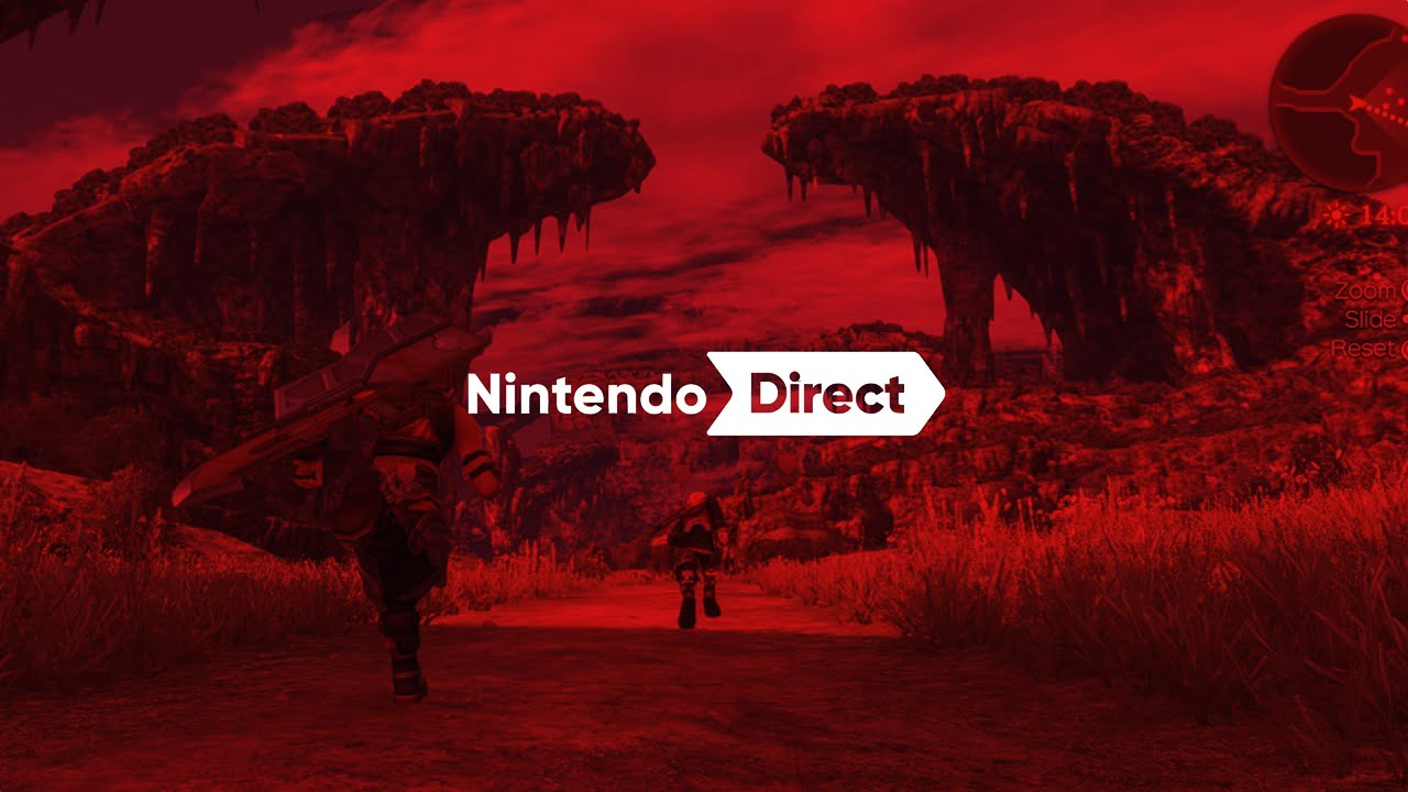 Everything announced on today's surprise Nintendo Direct