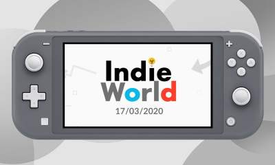 Nintendo Indie World - March 2020