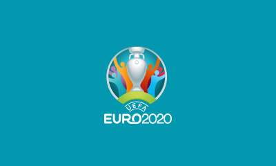 UEFA Euro 2020 tournament logo - PES 2020