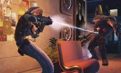XCOM: Chimera Squad screenshot