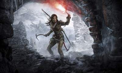 Rise of the Tomb Raider Square Enix Eidos Anthology
