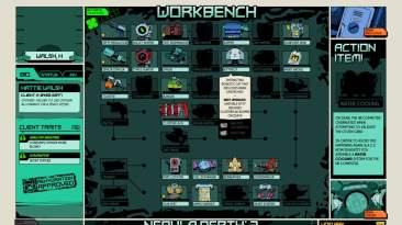 Void Bastards - Workbench