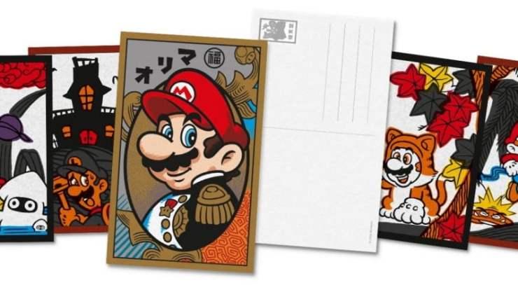 My Nintendo Mario Hanafuda Cards