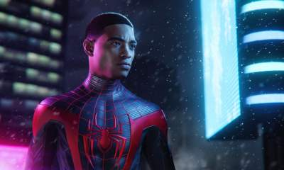 Spider-Man Miles Morales PS5